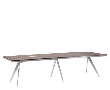 Stół konferencyjny PLATINUM 32D 320 cm