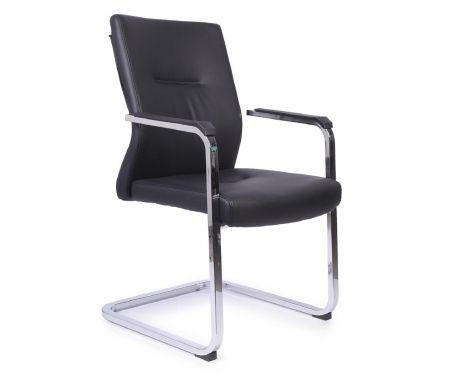Krzesło konferencyjne VISITOR czarny