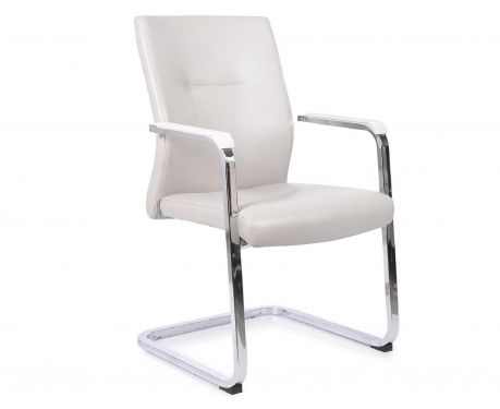Krzesło konferencyjne VISITOR szary