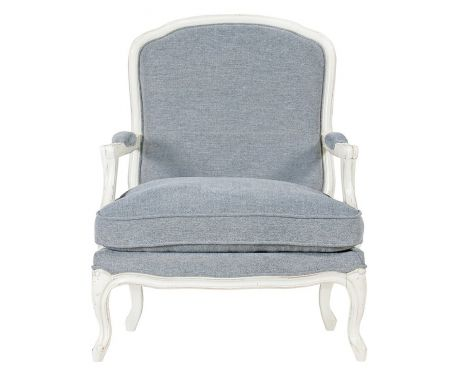 Fotel LEA blanc