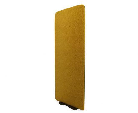 Panel akustyczny wolnostojący 160X60 ochra