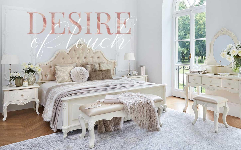 Sypialnia La Perle