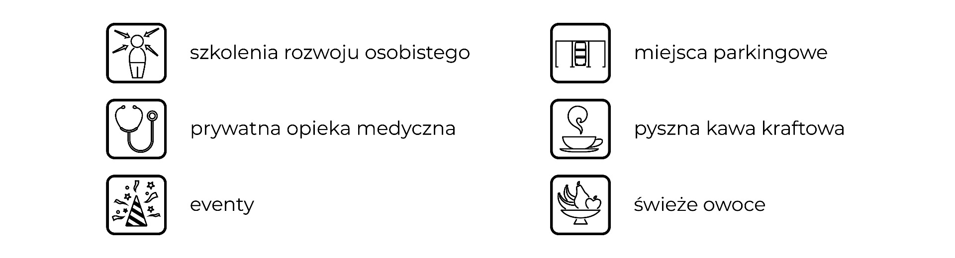 benefity - Bemondi.pl